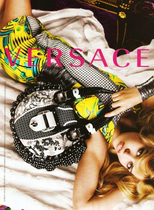Campanha Versace