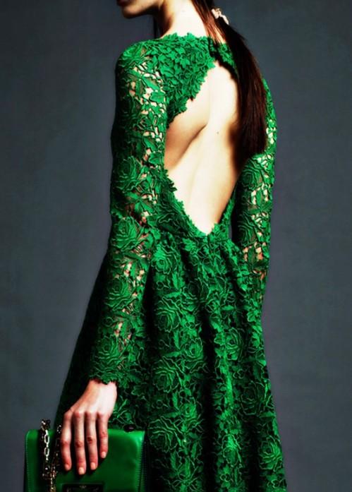 green-dress-valentino-pre-spring-2013