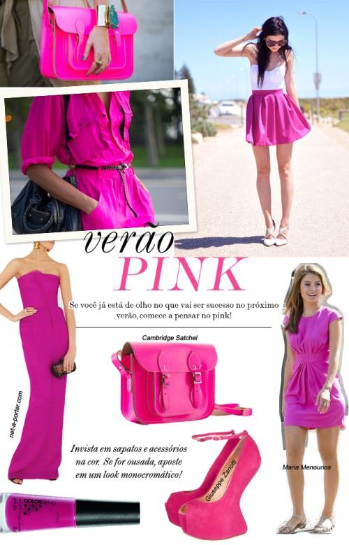 Verão-Pink